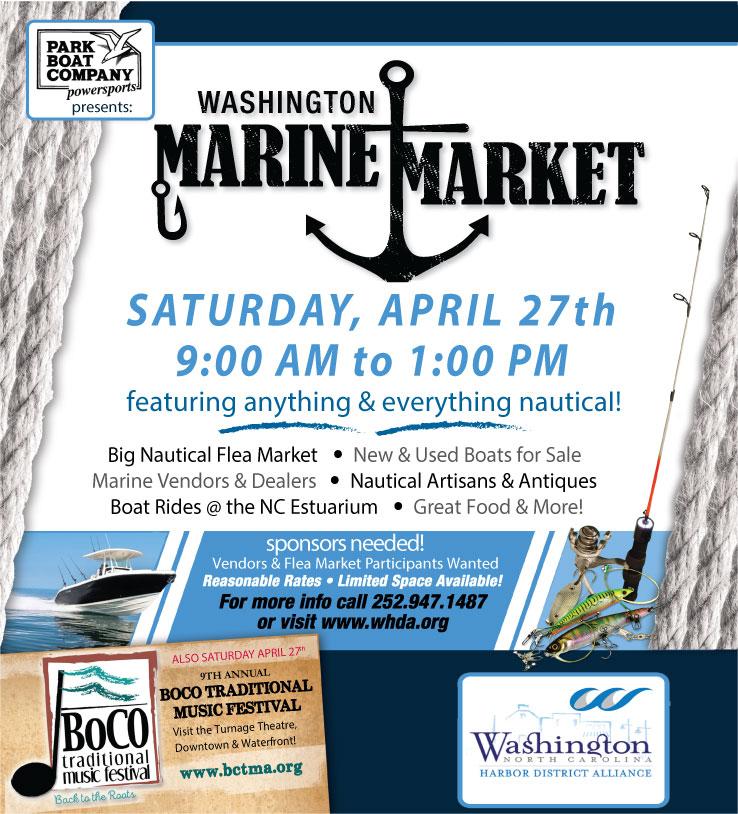 Marine Market Flyer