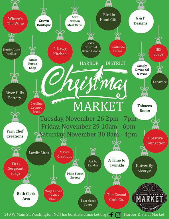 HDM Christmas Market 2019 web
