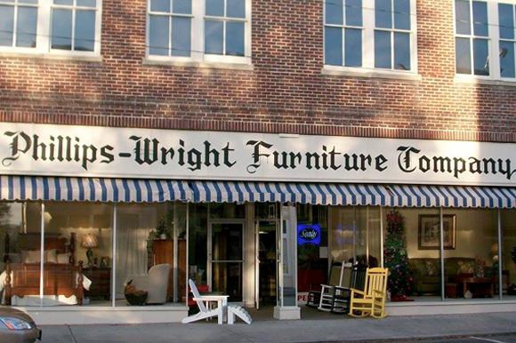WHDA  0042 Phillips Wright Furniture