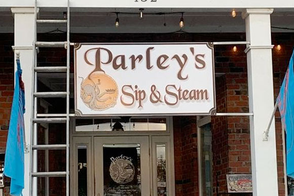 parleys sip and steam