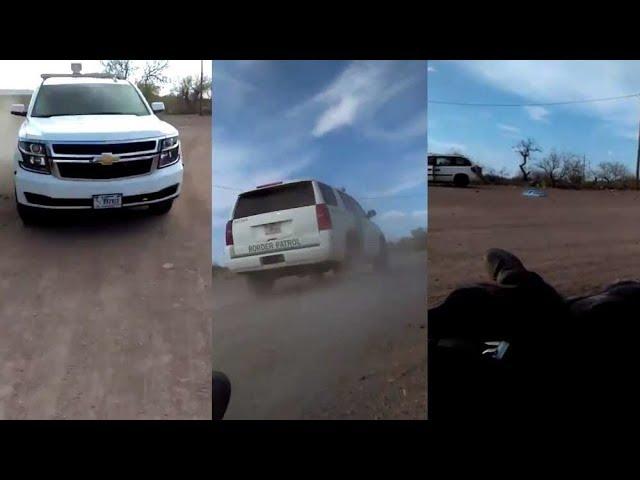 Border Patrol Agent Runs Over Native American - Tohono O'odham Nation