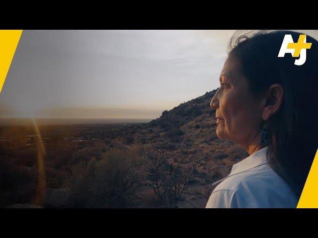 Native American Woman Runs For Congress