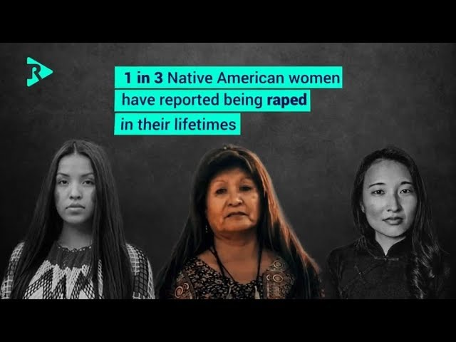 Harsh Reality For Native American Girls