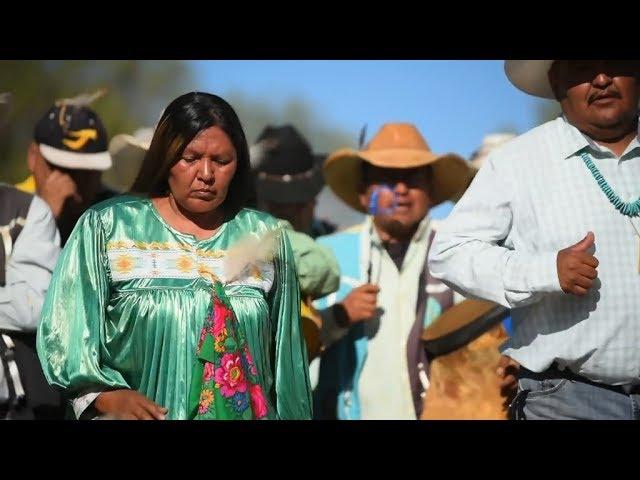 White Mountain Apache Sunrise Ceremony