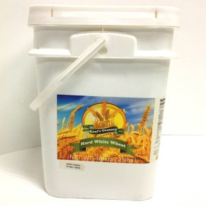 White Wheat Bucket/Mylar/OxygenPack