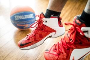 Photo: Basketball Shoes