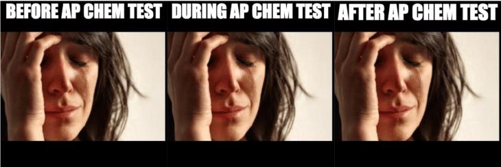 AP Chem Test Problems