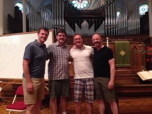 John Ness Beck Choral Composers' Workshop