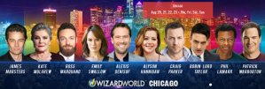 Wizard World Chicago @ Donald E Stephens Convention Center