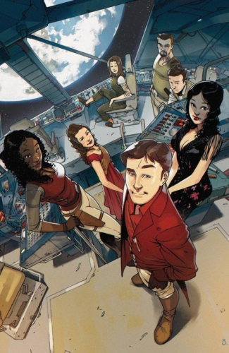 BOOM! Studios Firefly Year Three