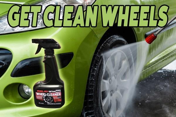 Get Clean Wheels