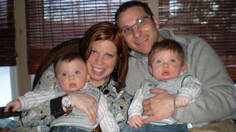 Matthew Castelluccio and his beautiful family.