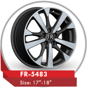 FR-5483 ALLOY WHEEL FOR NISSAN ALTIMA