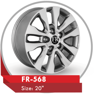 R 568 ALLOY WHEEL FOR TOYOTA SEQUOIA 4X4 CARS