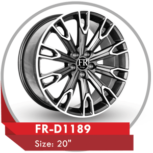 FR-D1189 ALLOY WHEELS FOR AUDI