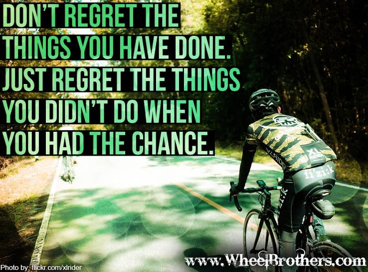 I Didnt Things Regret Do Chance I Done Have Had I Wen Dont Things I I Regret
