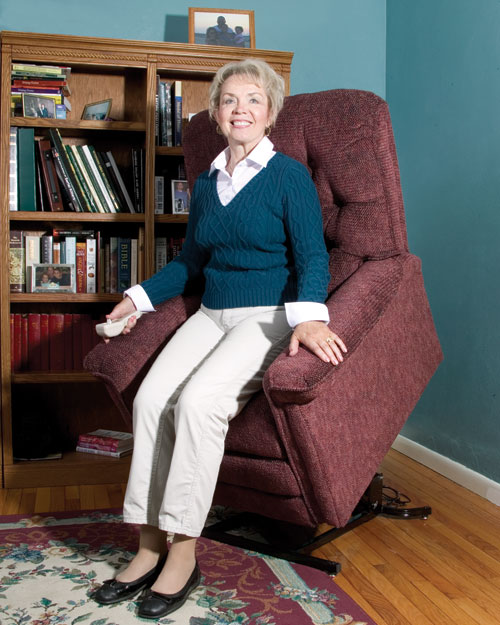 Lift Requirements Medicare Chair