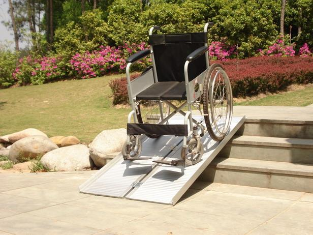 Wheelchair Assistance Wheel Chair Ramps For Seniors