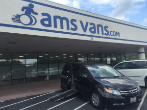 A REAL Wheelchair Accessible Van Dealership!