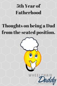 Fatherhood After 5 Years!