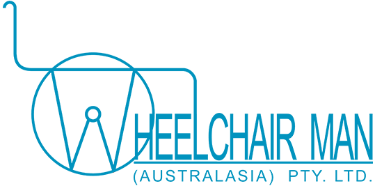 Wheelchair Man Logo