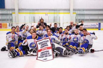 Team Alberta 2016 Canadian champs