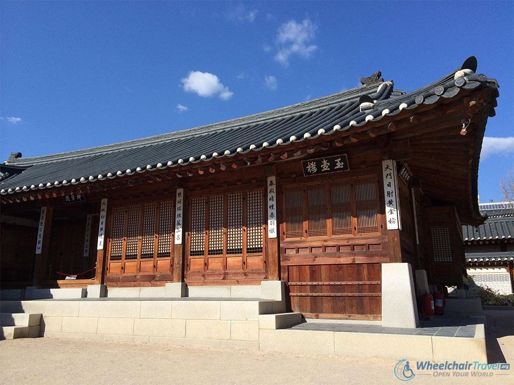 Gangnyeongjeon King's Quarters