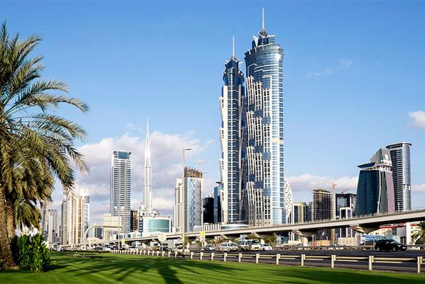 JW Marriott Marquis Dubai Wheelchair Accessible Room Review