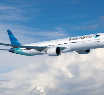 Garuda Indonesia Boeing 777 Wheelchair Accessible Travel Assistance Special Services