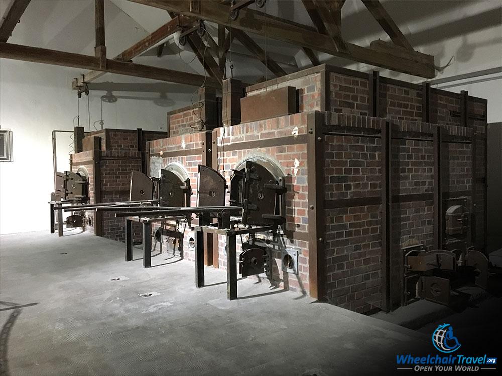 Dachau Crematorium Ovens