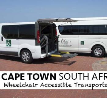 Wheelchair Accessible Transportation in Cape Town, South Africa