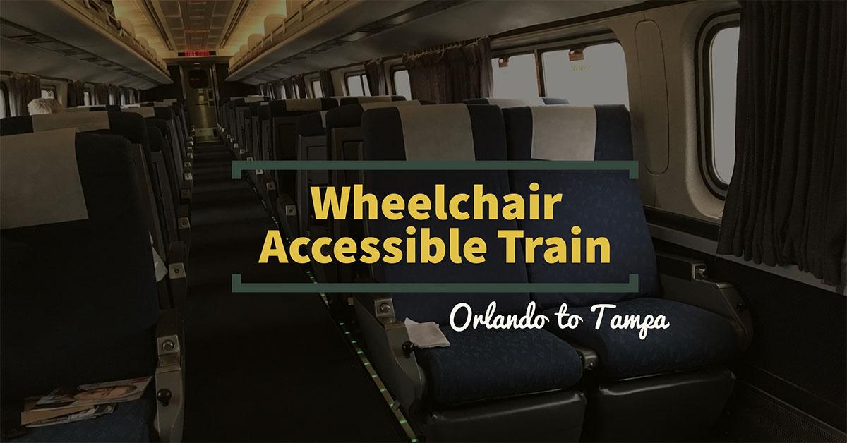 Wheelchair Accessible Amtrak Orlando To Tampa