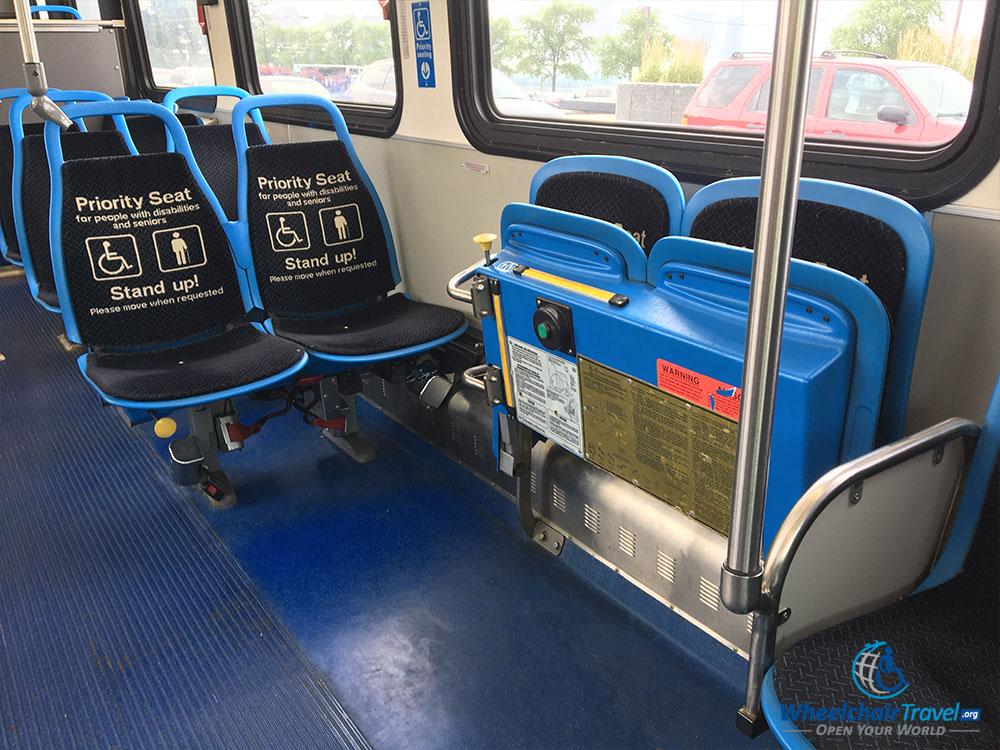 chicago wheelchair accessible public transportation. Black Bedroom Furniture Sets. Home Design Ideas
