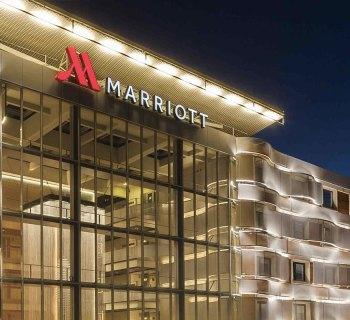 Wheelchair accessible Madrid Marriott Auditorium Hotel