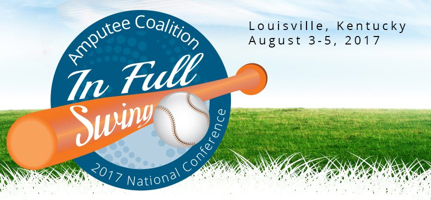 In Full Swing: Amputee Coalition National Conference 2017