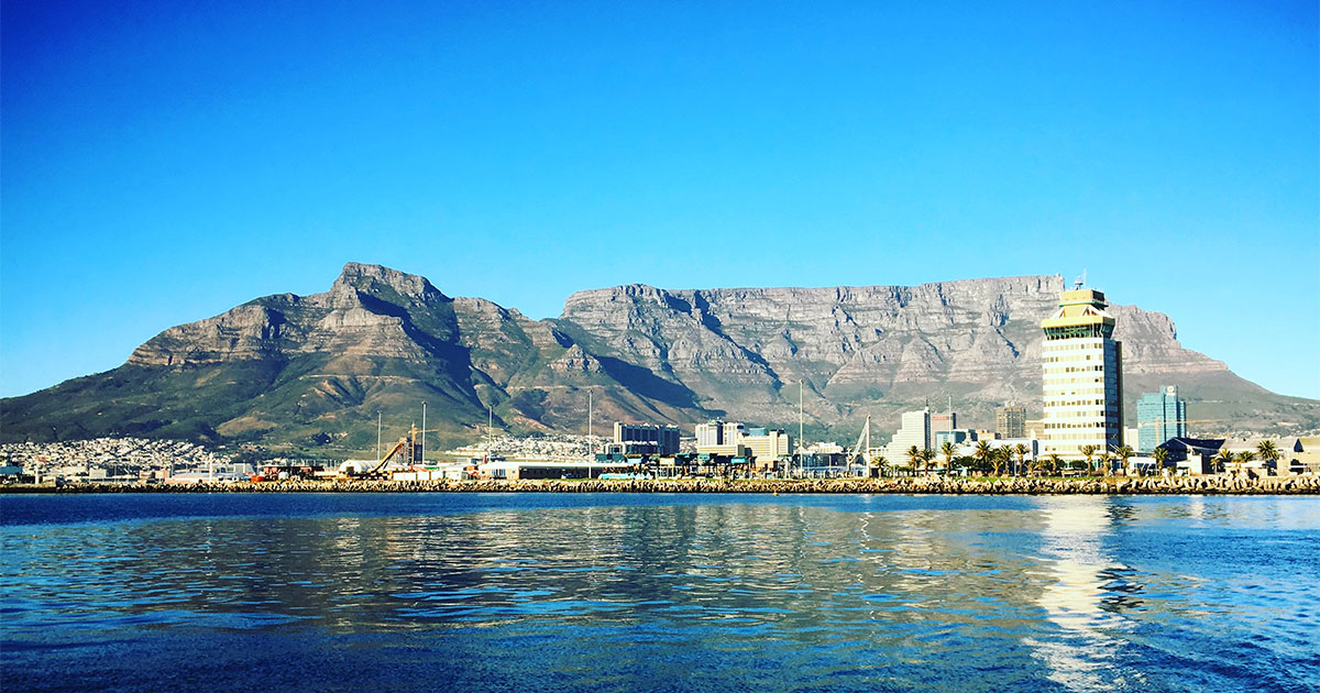 Table Mountain In Cape Town Wheelchair Access