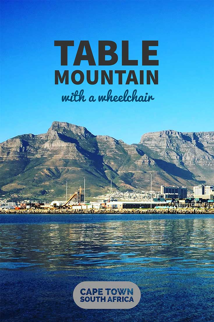 Table Mountain, part of the Cape Floral Region in Cape Town, South Africa, is a UNESCO World Heritage Site. Here's everything you need to know about visiting this natural wonder, including wheelchair access!