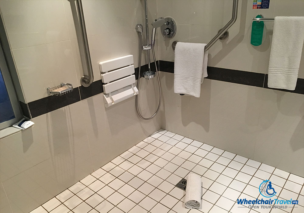 Review: Protea Hotel Cape Town Victoria Junction - WheelchairTravel.org