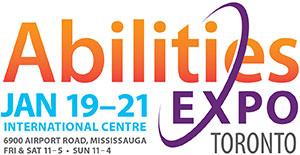 Abilities Expo Toronto, Canada - January 19-21, 2018