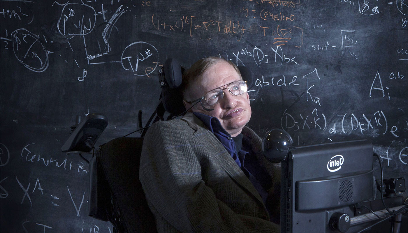 Legendary scientist Stephen Hawking was a hero to many people with disabilities.
