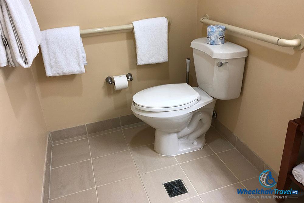 Wheelchair Accessible Orlando World Center Marriott ...