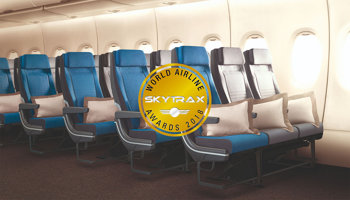 SKYTRAX World Airline Awards for 2018.