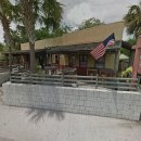 The Bar With No Name in St. Augustine, Florida.