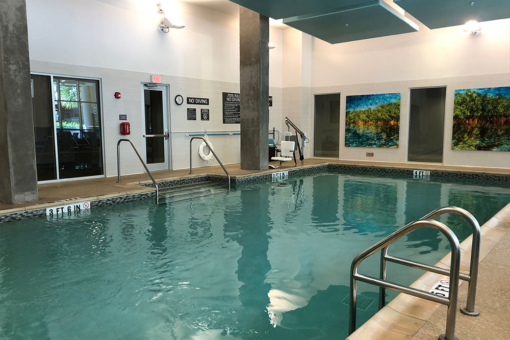 Ada Hotel Room At Residence Inn Orlando Downtown