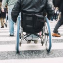 2019 Most dangerous streets and sidewalks for wheelchair users.