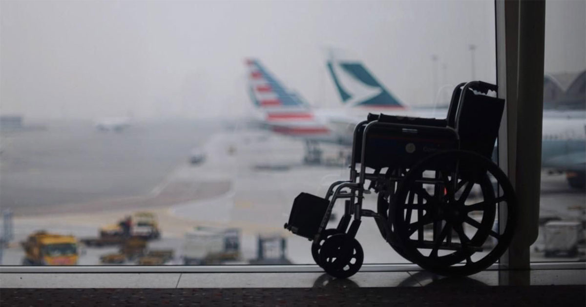 wheelchairtravel.org - First Data on Wheelchair Damage by Airlines Released by DOT