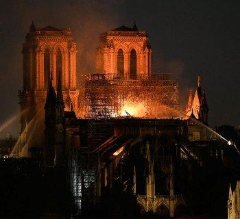 Photo by Bertrand GUAY / AFP.