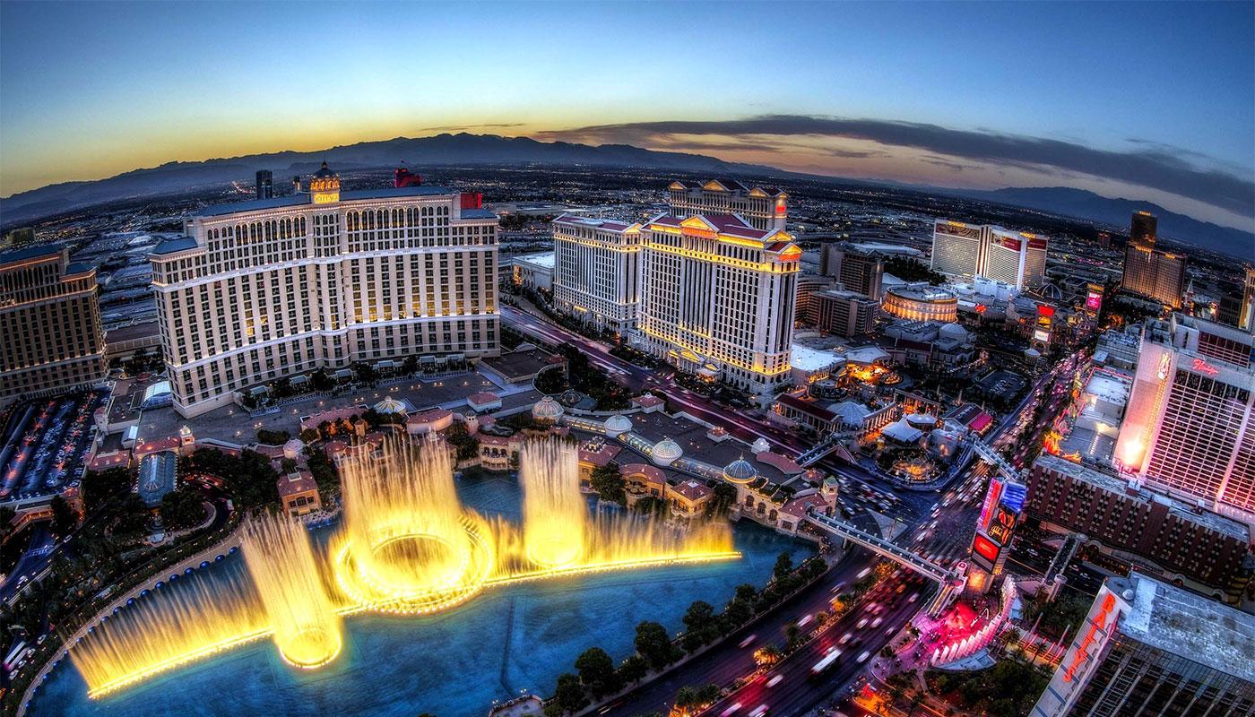 Wheelchair Accessible Bellagio Hotel Las Vegas - Wheelchair Travel