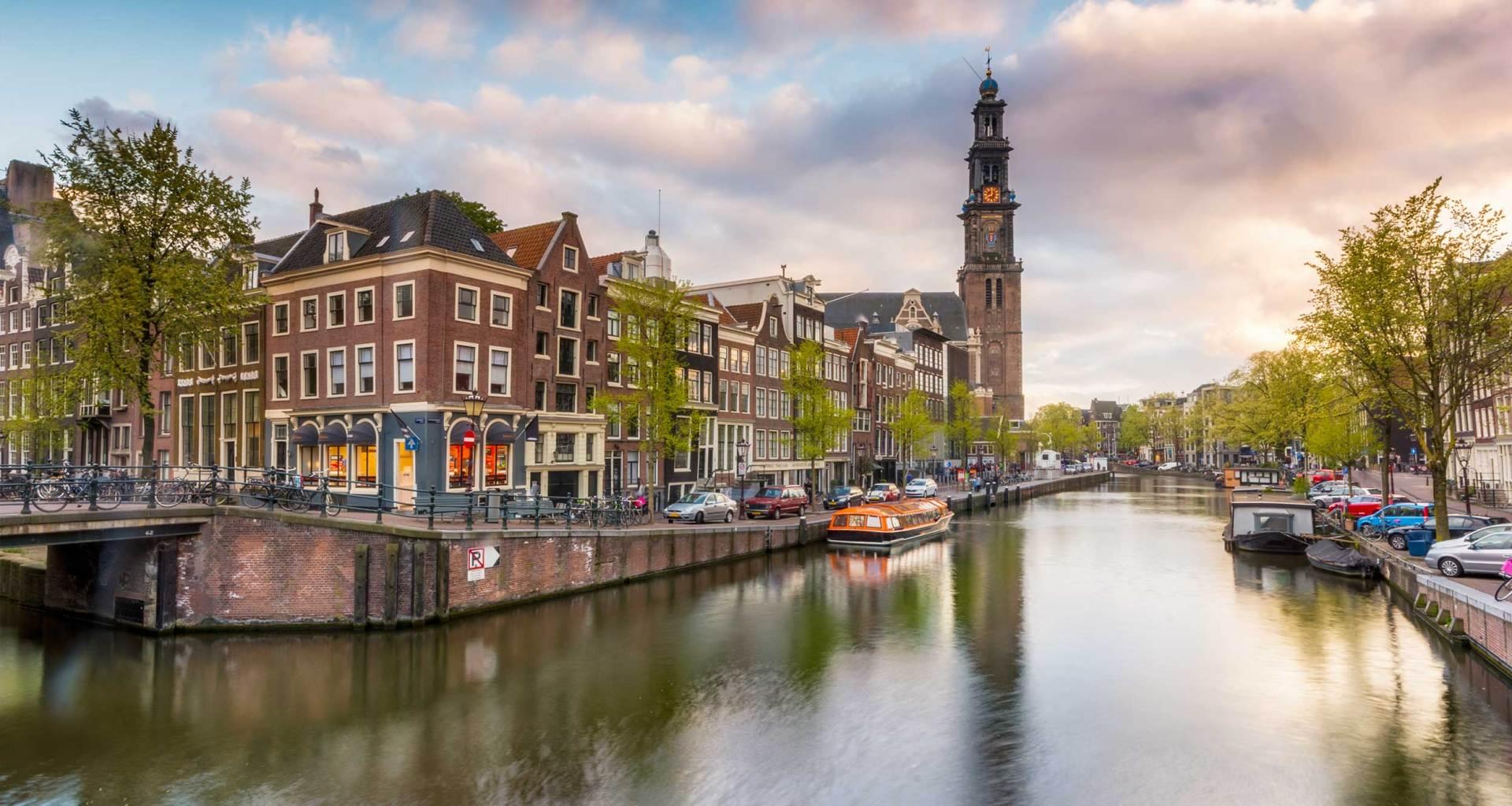 Amsterdam Wheelchair Access Travel Guide