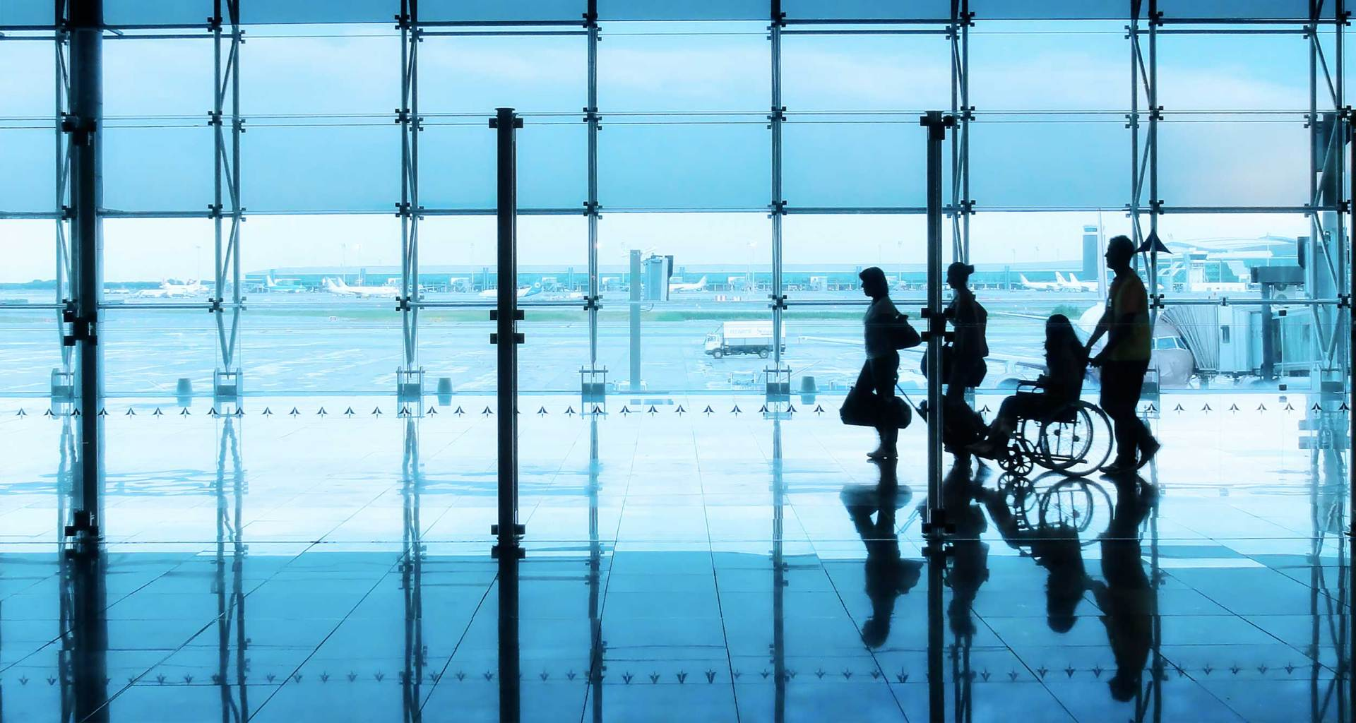 Summary of the Air Carrier Access Act - Rights for passengers with disabilities in airports and on airplanes.